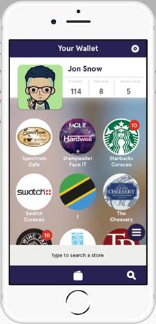 IoT Brand Loyalty App